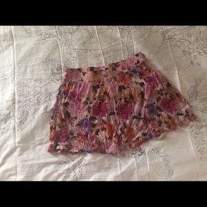 Mini cute skirt